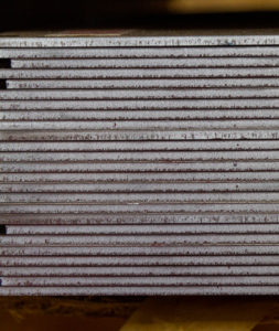 Metalmen Sales Brushed Nickel Sheet